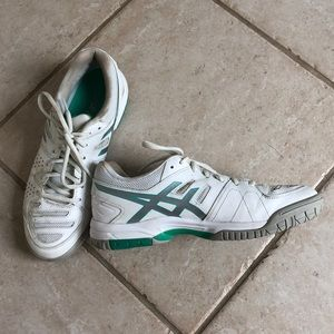 ASICS Tennis sneakers sz 9 1/2